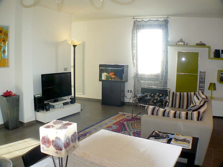 Rosignano Solvay, panoramic view apartment 130 sq.m. double garage recently built