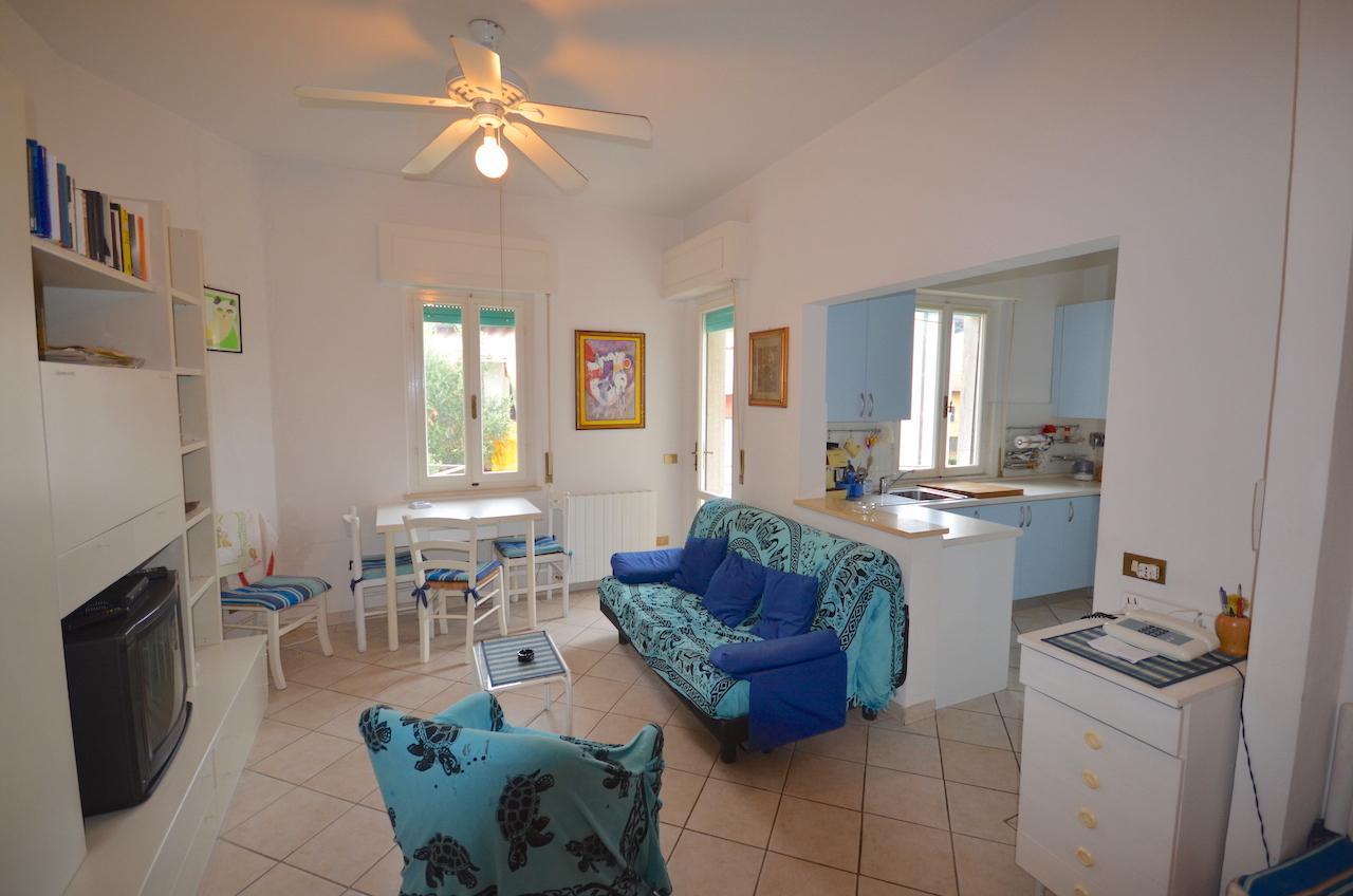 Castiglioncello 300 m from the sea, apartment completely renovated