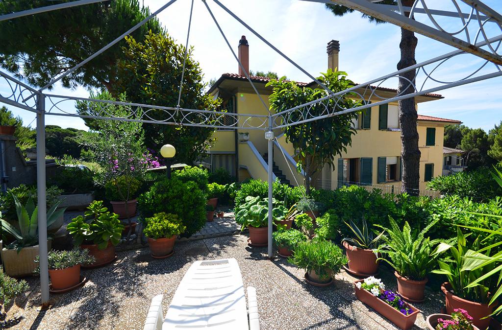 the perfect apartment to live in Castiglioncello