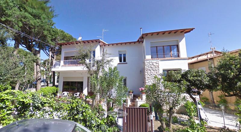 Castiglioncello, appartamento in villetta bifamiliare 30 m dal mare