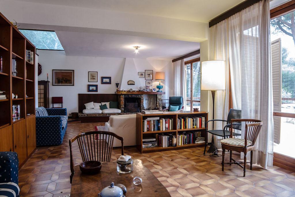 Quercianella metà villa panoramica