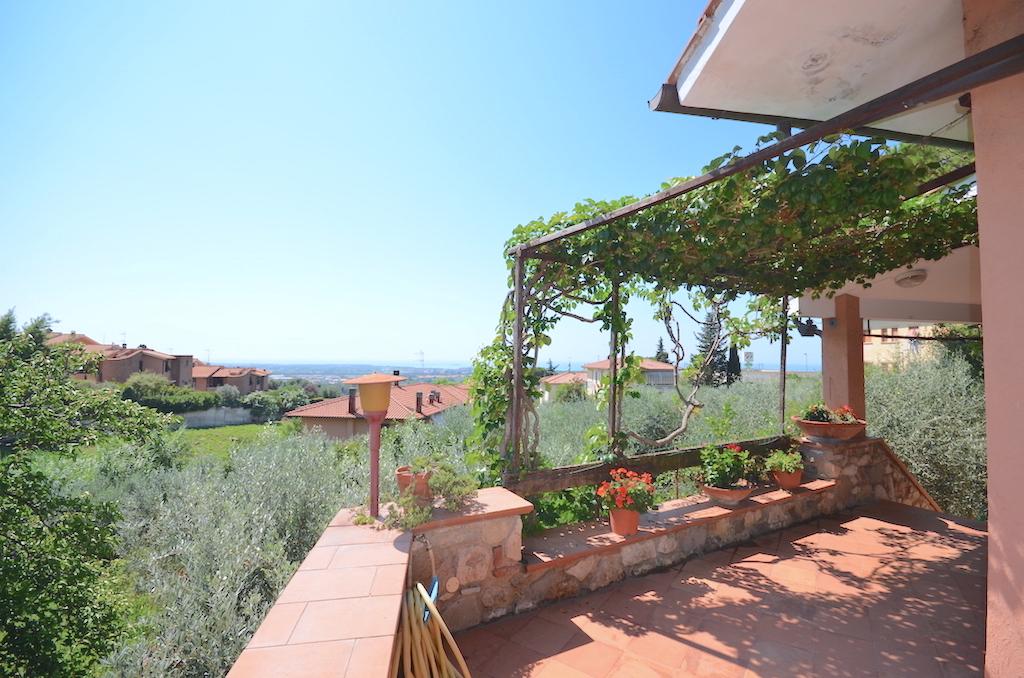 Rosignano Marittimo villa vista mare, parco, giardino, a 5 km da Castiglioncello